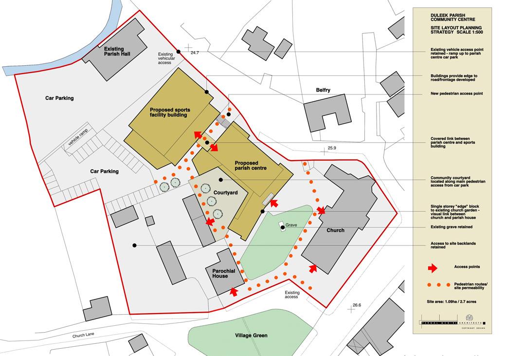 3d model & site plan v2010